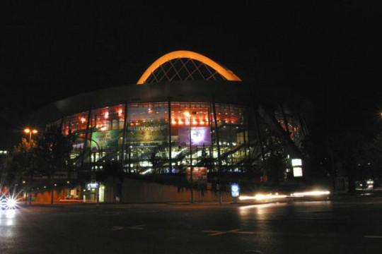 Köln: Köln-Arena