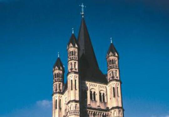 Köln: St. Martin