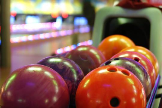 Starlight-Bowling (Symbolbild)