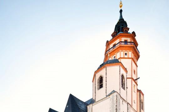Leipzig: Nikolaikirche