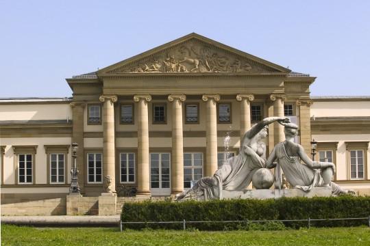 Stuttgart: Naturkundemuseum