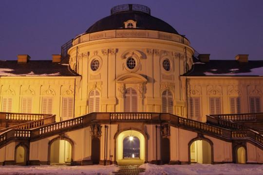 Stuttgart: Schloss Solitude