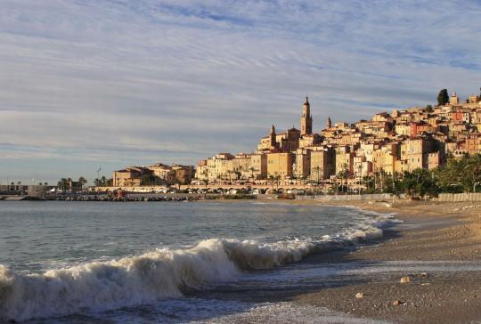 Côte d'Azur: Menton