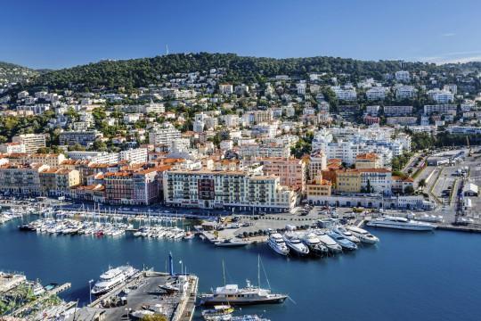 Côte d'Azur: Nizza