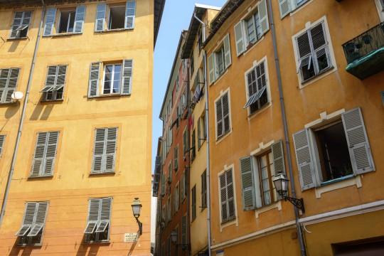 Côte d'Azur: Altstadt, Nizza