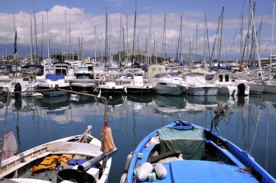 Côte d'Azur: Antibes