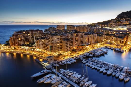 Côte d'Azur: Monaco