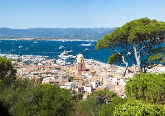 Côte d'Azur: Saint-Tropez