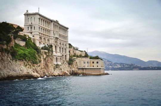 Côte d'Azur: Ozeanographisches Museum, Monaco