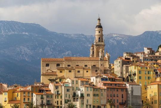 Côte d'Azur: Altstadt, Menton