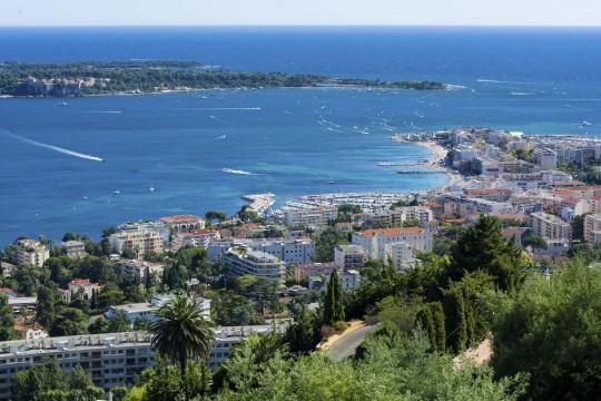 Côte d'Azur: Îles de Lérins, Cannes