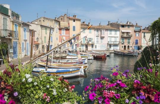 Provence: Martigues