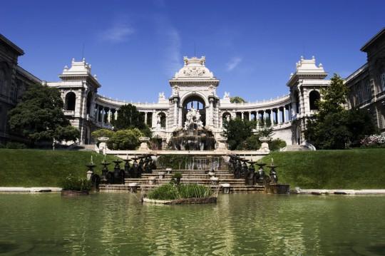 Provence: Palais Longchamp und seine Museen