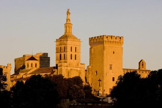 Provence: Papstpalas Avignon