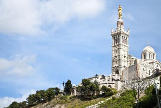 Provence: Notre-Dame de la Garde