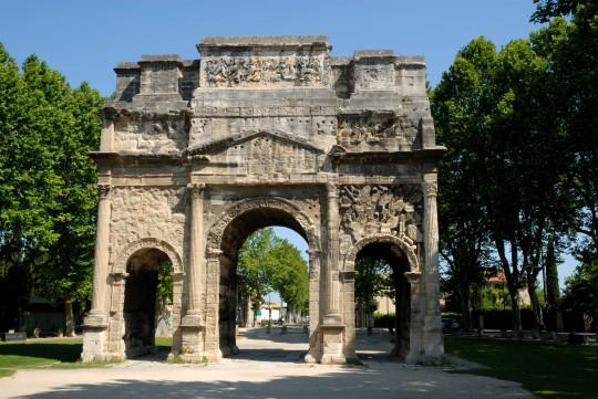 Provence: Triumphal Arch