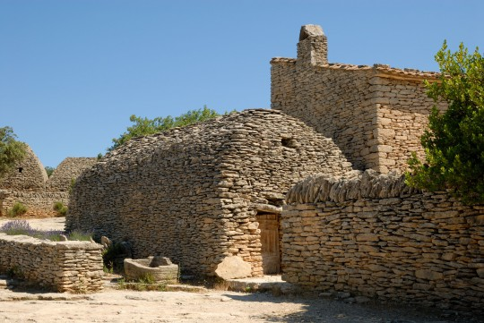 Provence: Le village des bories