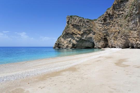 Korfu: Strand