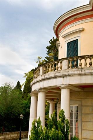 Garitsa: Villa Mon Repos