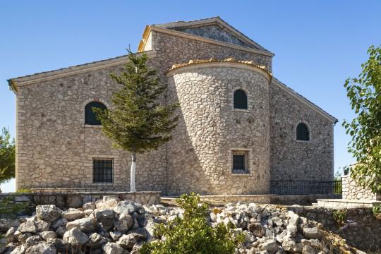 Korfu: Pantokrator