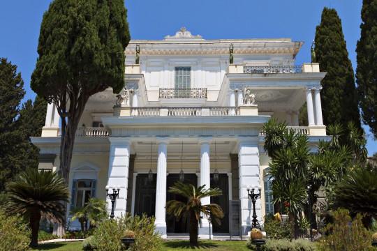 Korfu: Achilleion