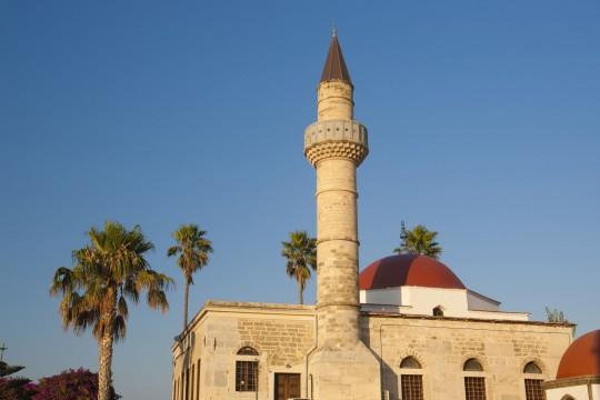 Kos: Hadji-Hassan-Moschee