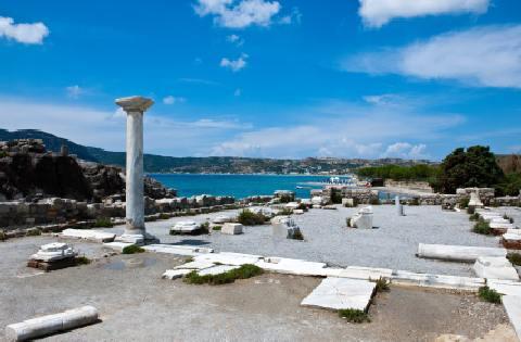 Kos: Basilika Agios Stefanos