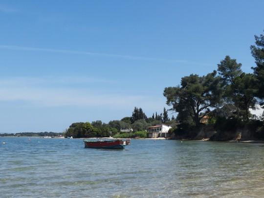 Strand von Vourvourou