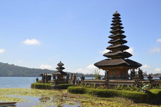 Bali: Pura Ulun Danu