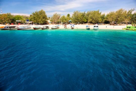 Bali: Gili-Inseln
