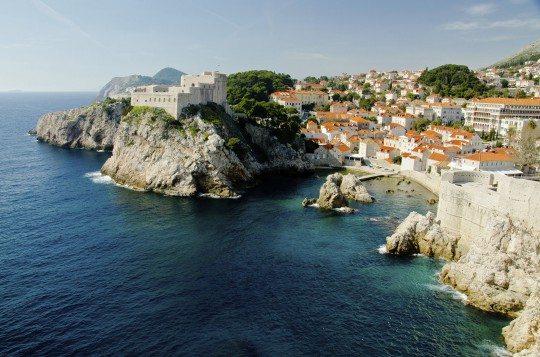 Dalmatien: Dubrovnik - Perle der Adria