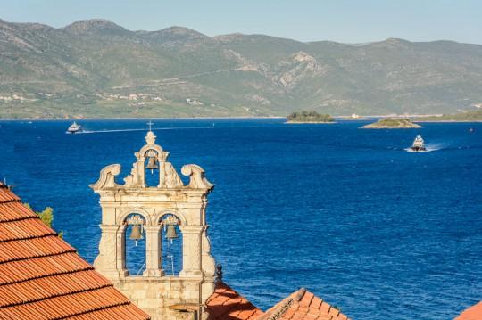 Kroatien: Korčula