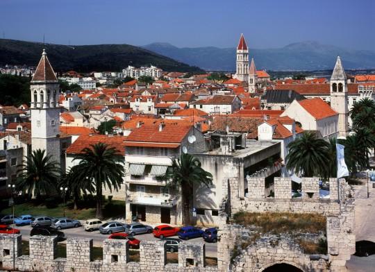 Dalmatien: Weltkulturerbe Trogir