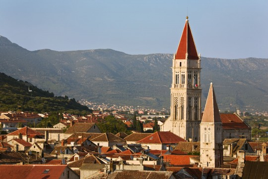 Dalmatien: Laurentius-Kathedrale (Trogir)