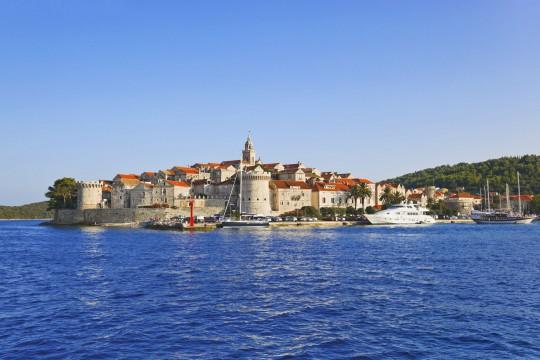 Dalmatien: Grüne Insel Korčula