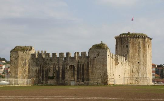 Festung Kamerlengo in Trogir
