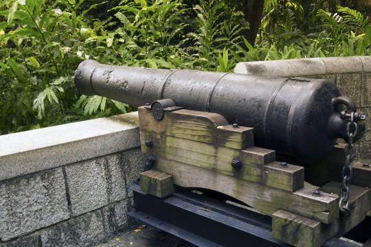 Singapur: Battle Box / Fort Canning