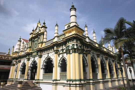 Singapur: Abdul Gaffoor Moschee