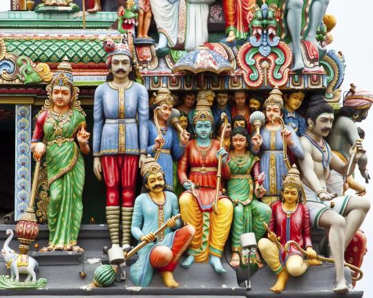 Singapur: Sri Mariamman