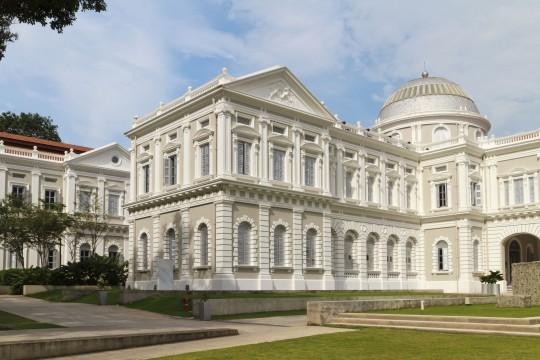 Singapur: Nationalmuseum