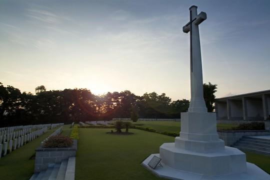 Singapur: Kranji War Memorial