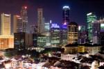 Singapur: Skyline