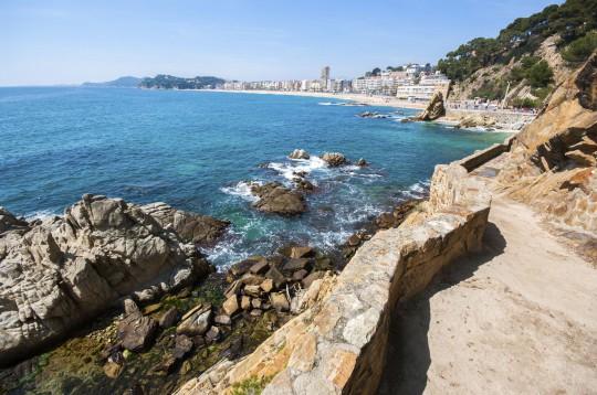 Costa Brava: Camí de Ronda
