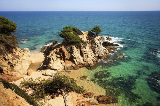 Costa Brava: Landschaft