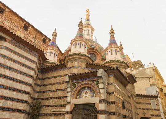Costa Brava: Església de Sant Romà