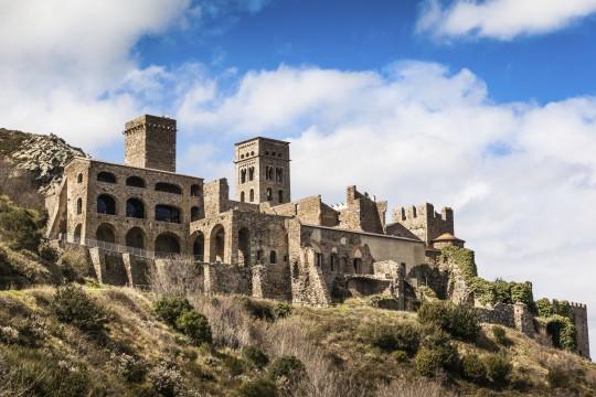 Costa Brava: Sant Pere de Rodes