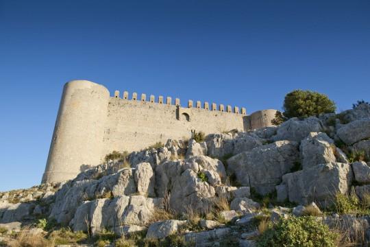 Costa Brava: Castell de Montgrí