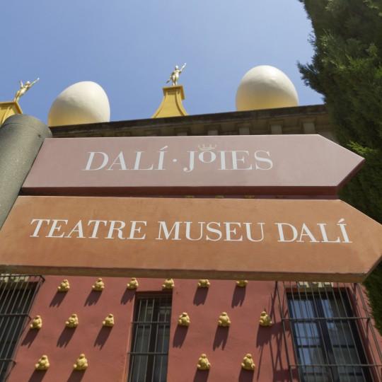 Costa Brava: Dalí Museum, Figueres