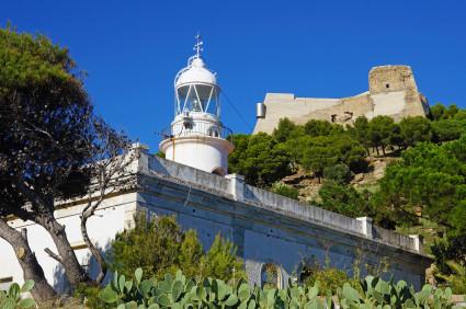Costa Brava: Castell de la Trinitat