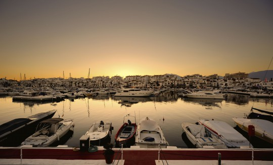 Costa del Sol: Puerto Banus marina in Marbella